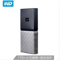 西部数据(WD) (WDBKVX0020PSL) 2TB USB3.0 移动硬盘