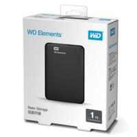 西部数据(WD)2TB USB3.0移动硬盘