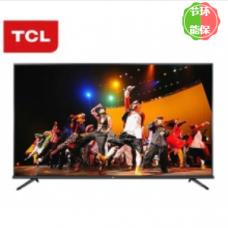 TCL 电视机 50英寸4K超高清人工语音智能防蓝光全生态HDR网络液晶平板电视 50D6