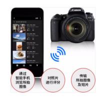 佳能/Canon(低端)照相机 EOS 77d数码照相机 单反相机(32G 内存+相机包)