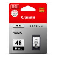佳能(Canon) PG-48 黑色墨盒 (适用E488、E478、E468、E418)