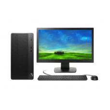 惠普(HP) 282 PRO G4 MT(CTO01) 台式计算机(G5400/8GB/500GB/集显/无光驱)标配21.5英寸显示器