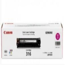 佳能(Canon) CRG 316 M 红色硒鼓