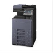 京瓷(KYOCERA) TASKalfa 6002i 彩色激光复印机(主机+双纸盒+工作台+输稿器)
