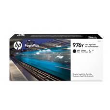 惠普(HP)L0R08A 976Y超高容量原装黑色墨盒 页宽打印机耗材 (适用页宽打印机577dw/577z MFP 552dw)