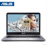ASUS华硕 E403N金属超薄14英寸四核笔记本电脑 金属灰 标准屏 官方标配 4G+128GSSD