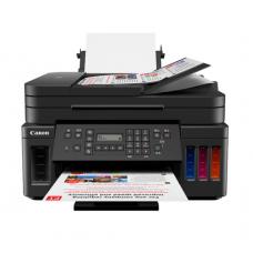 佳能(Canon)G7080 彩色喷墨多功能一体机(打印/复印/扫描/传真/加墨式)