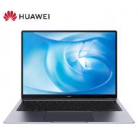 华为/Huawei 笔记本电脑 MateBook 14(i7-10510U/16G/512G/2G独显/14寸)深空灰 超轻薄