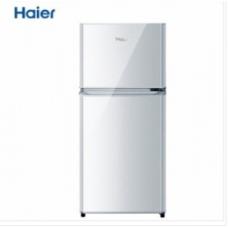 海尔(Haier) BCD-118TMPA 电冰箱 118升 双门 节能 小型家用冰箱