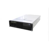 华为RH2288H V3:2颗E5-2609V4八核1.7GHz处理器;64GB DDR4内存;2*600G SSD+5*1.2TB 10K SAS硬盘 750W单电源 服务器