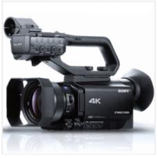 索尼/SONY 摄像机 HXR-NX80 专业摄像机 高清4K手持式摄录一体机