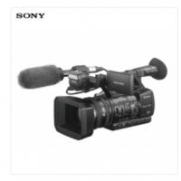 索尼(SONY)HXR-NX5R 3片CMOS高清一体摄像机(主机+2块电池+128G内存)