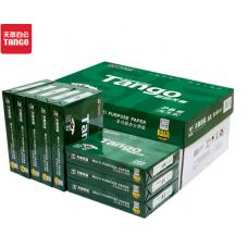 天章(TANGO)天章韵70gA4复印纸 500张/包 8包/箱(4000张)